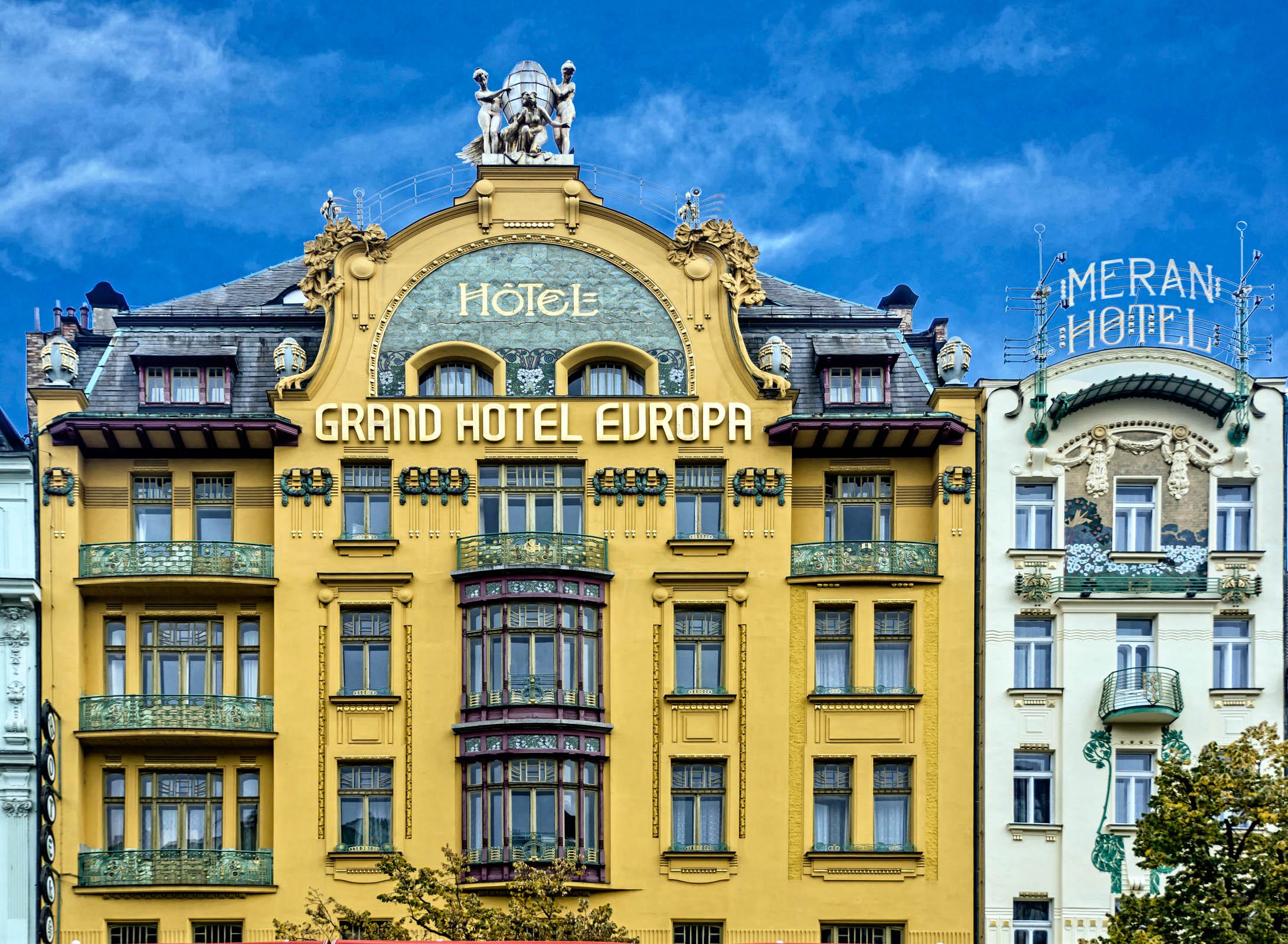 Grand Hotel Europa Anstalt